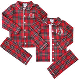 Tartan loungewear Kids gifts stocking stuffers for toddlers