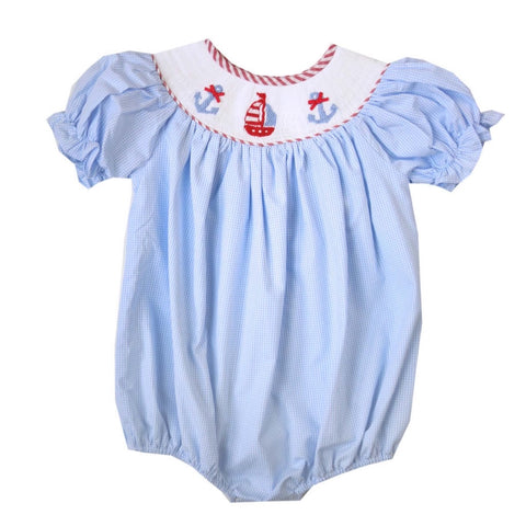 Set Sail Smocked Bubble