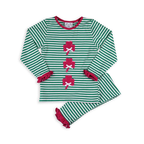 Girls Shamrock Loungewear