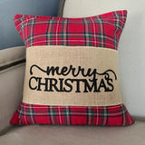 Holiday Pillow Cover