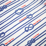 Nautical Knots Kids Knit Loungewear