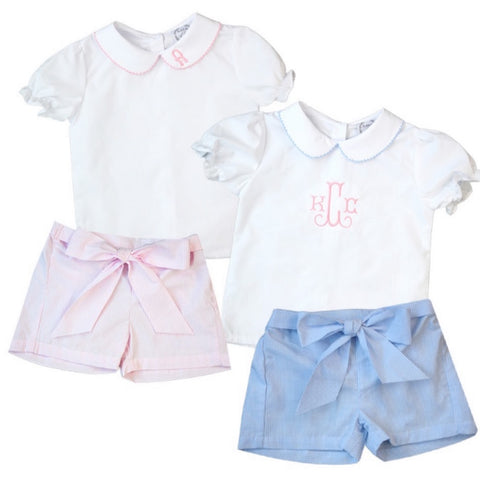Mia Shirt & Shorts Set
