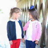 Girls Classic Bow Leggings