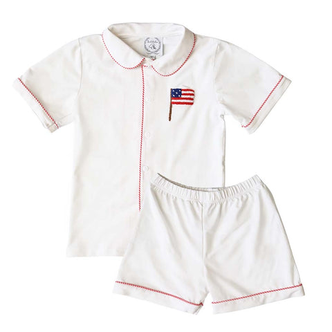 Old Glory Boy Loungewear Set
