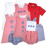 Star Spangled Shortall