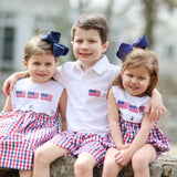 Liberty Polo & Shorts Set