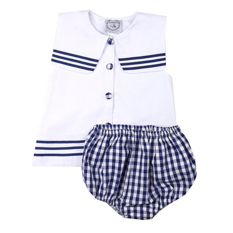 Nautical Bloomer Set