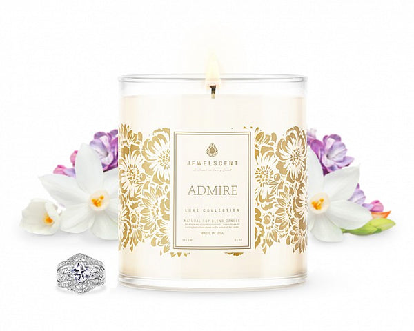 LUXE Admire Jewelry Candle - Ms Lilly's Closet