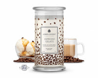Espresso Gelato Jewelry Candle - Ms Lilly's Closet