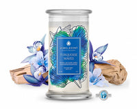 Turquoise Waves Jewelry Candle - Ms Lilly's Closet