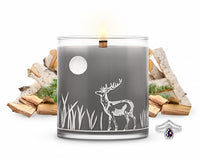 LUXE Midnight Campfire Jewelry Candle - Ms Lilly's Closet