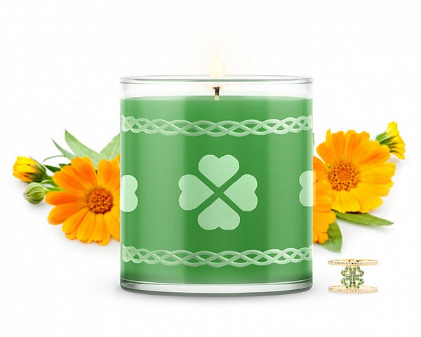LUXE Lucky Jewelry Candle - Ms Lilly's Closet