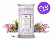 Violet Petals Jewelry Candle - Ms Lilly's Closet