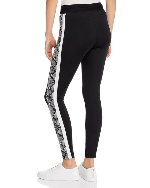 PAM & GELA Boa Side Stripe Leggings