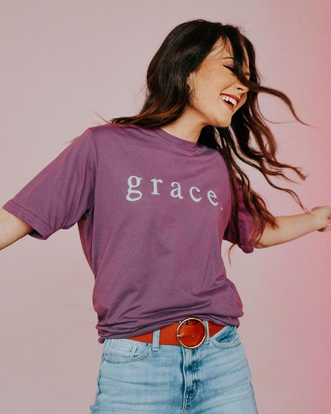 beauty + grace Graphic Tees