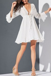 beauty + grace  Coverup Dress