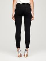 L'Agence Margot H/R Skinny in Noir