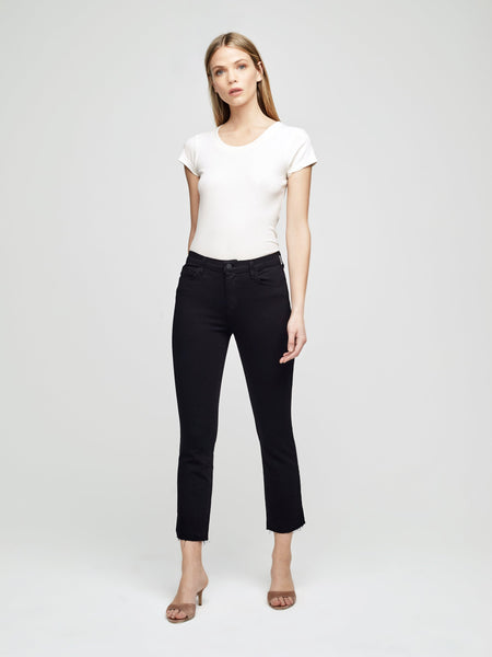 L'Agence Sada HR Crop Slim