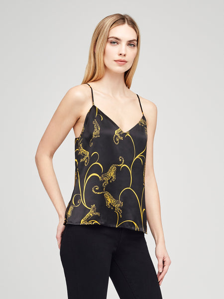 L'AGENCE Jane Camisole Top