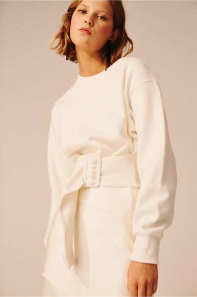 C/MEO Collective Intricate Sweater