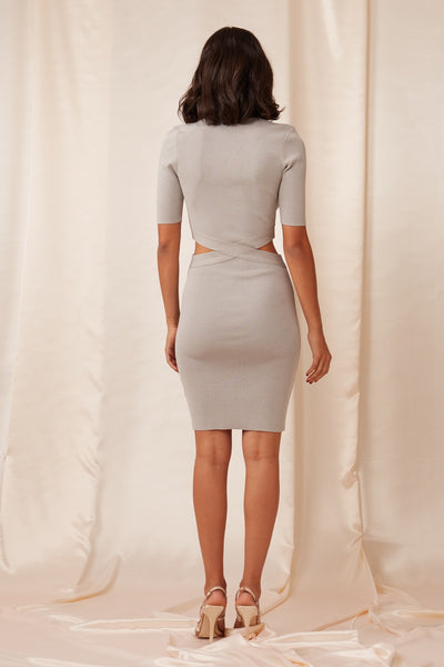 FINDERS KEEPERS Marina Knit Dress