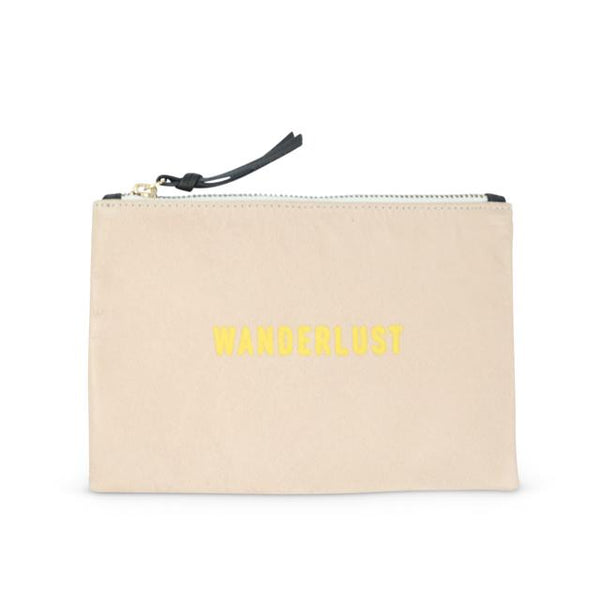 KEMPTON & CO Wanderlust Small Pouch
