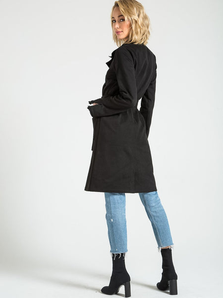 PHILANTHROPY Passport-Trench Coat