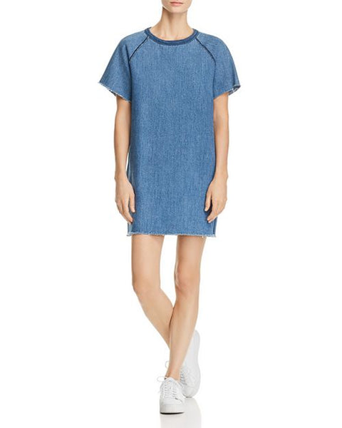 RAG & BONE Denim T-Shirt Dress