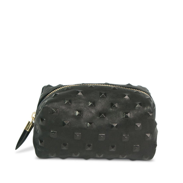 KEMPTON & CO Studded Cosmetic Case