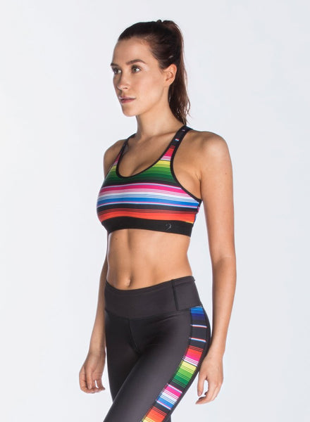 CHRLDR RAINBOW Sports Bra