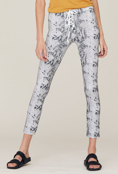 DAVID LERNER Parker Lace Up Legging