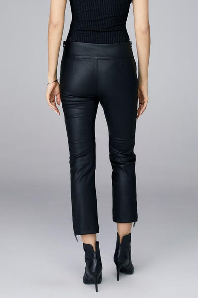 DAVID LERNER Side Zip Gemma Legging