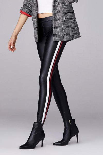 DAVID LERNER Track Stripe Legging