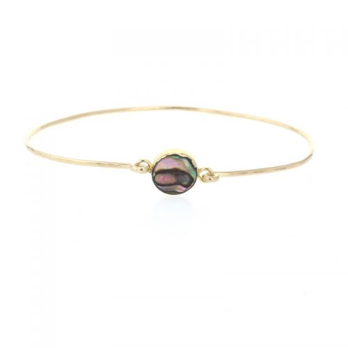 LOTUS JEWELRY Ariel Bangle