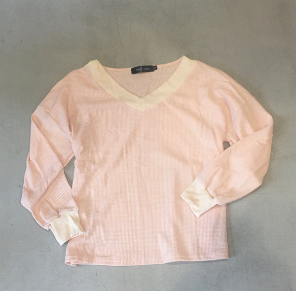 beauty + grace Thermal L/S Top