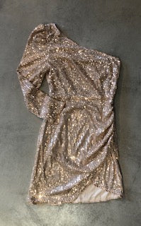beauty + grace The Sequin Party Dress