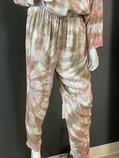 beauty + grace Tye Dye Washed Pants