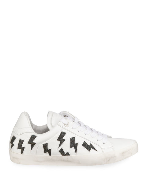 ZADIG & VOLTAIRE Flash Sneaker in Blanc