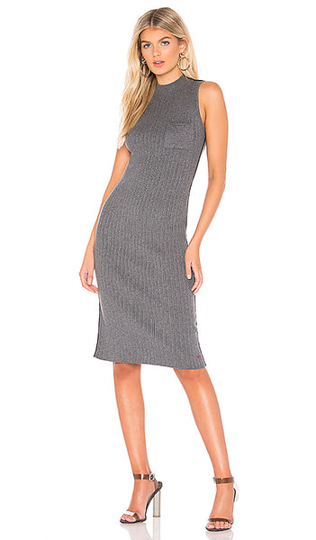 n: PHILANTHROPY Henry Dress in Heather Grey