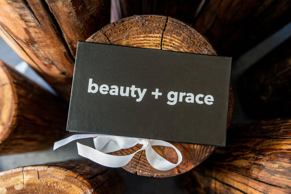 beauty + grace gift card