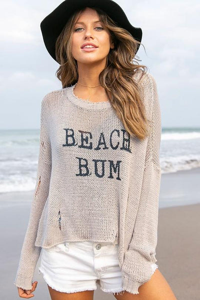 WOODEN SHIPS Beach Bum Crew