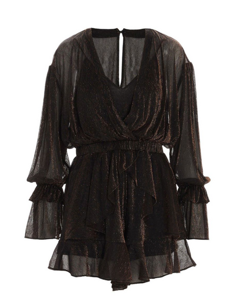 IRO Roleana Playsuit