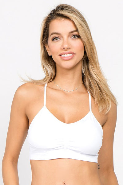 beauty + grace Strappy Soft Bra