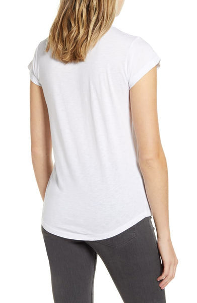 ZADIG & VOLTAIRE Skinny Flame Tee