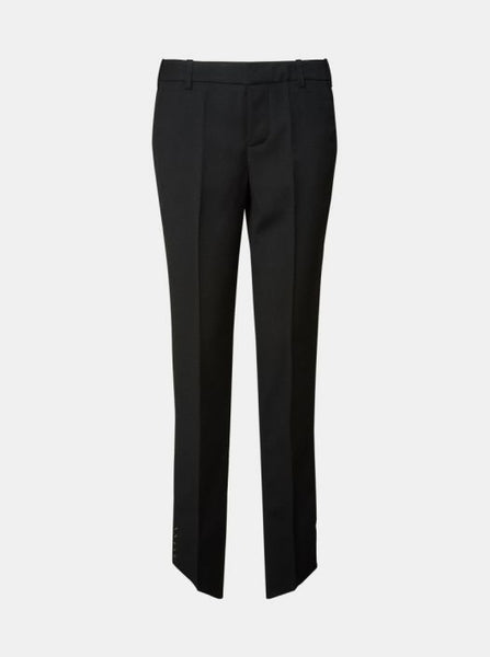 ZADIG & VOLTAIRE Prune Agrafes Pants