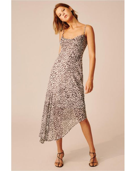 C/MEO Collective Apparent Midi Dress
