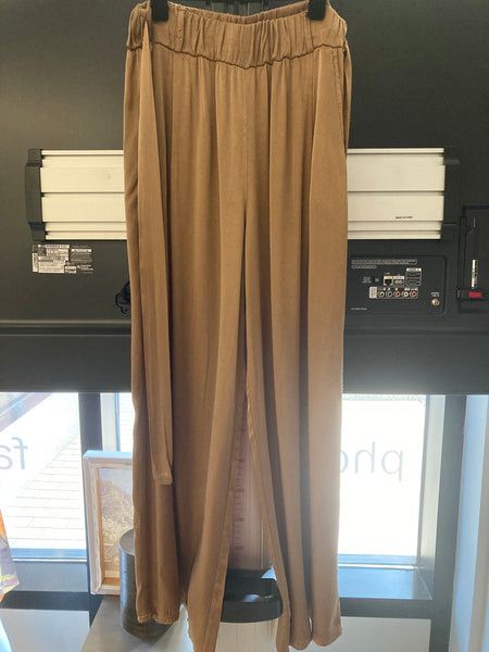 beauty + grace Satin Pants