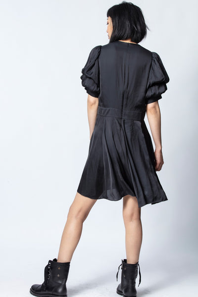 Zadig & Voltaire Royas Satin Dress