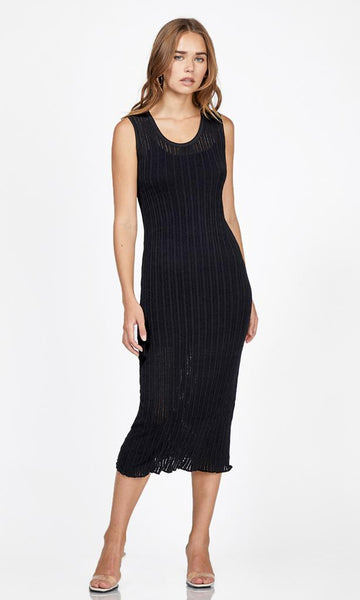 GREYLIN Luana Knit Dress w/Slip Lining