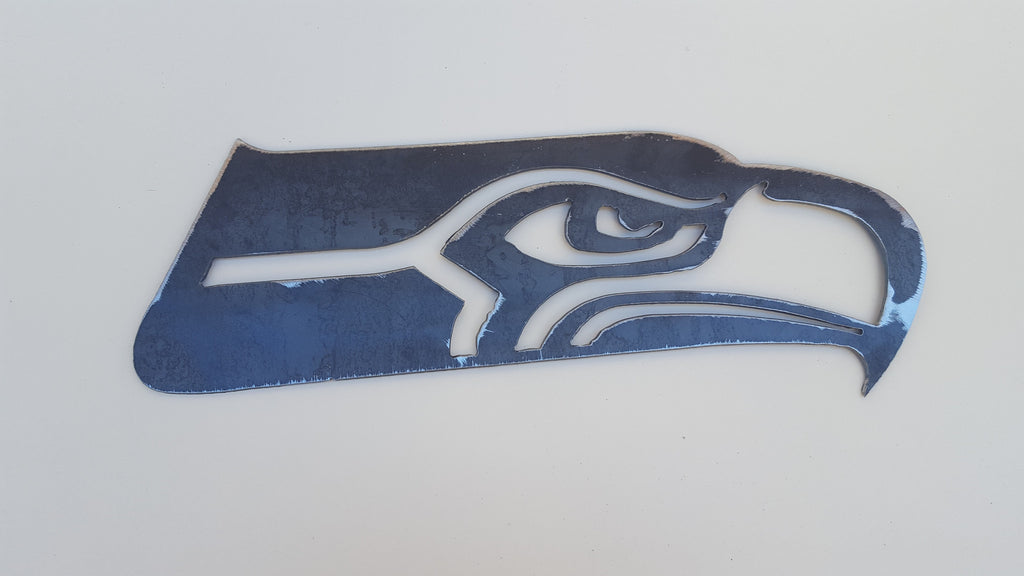Seahawks Emblem Wall Plaque